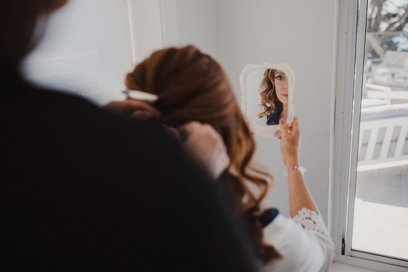 wedding hair sydney gemma nichols