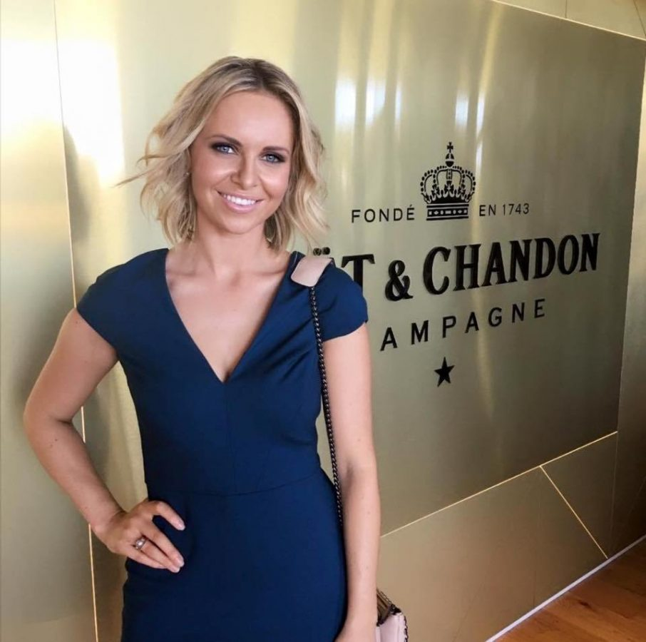 hair and makeup for spring racing carnival