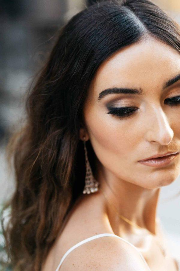 Victorias secret style makeup