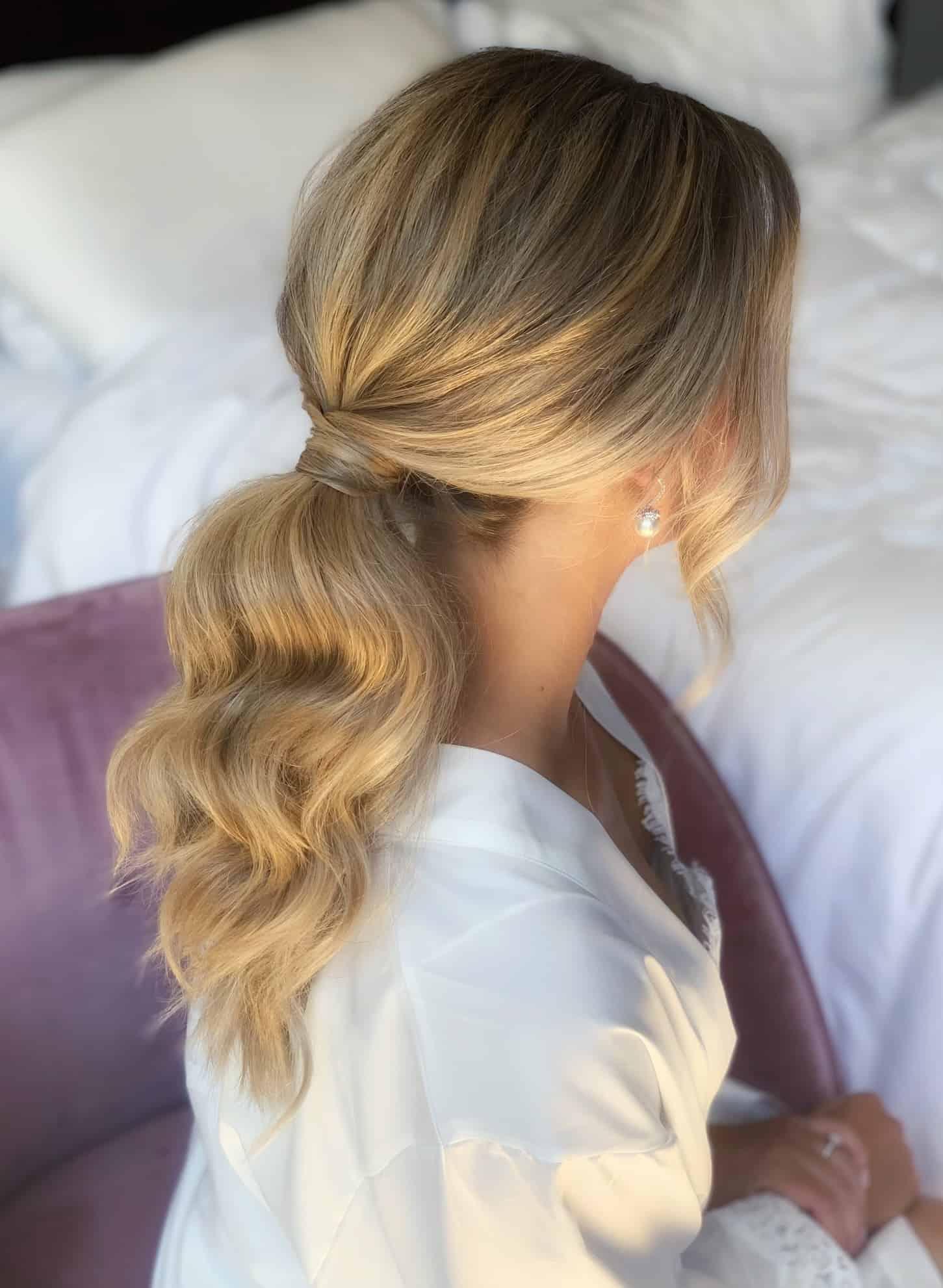ponytail by Gemma Nichols team